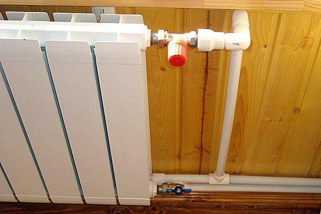 Как собственноручно произвести установку радиатора отопления