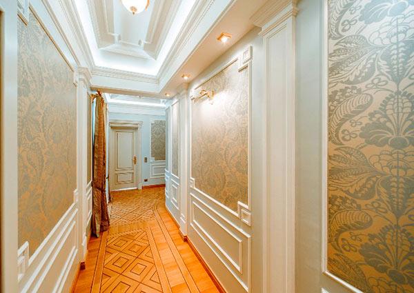 фото ремонта коридора квартиры