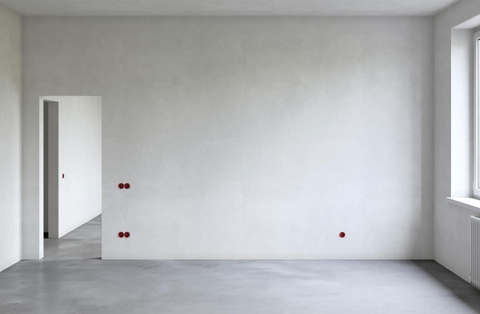 Штукатурка стен - конечный результат