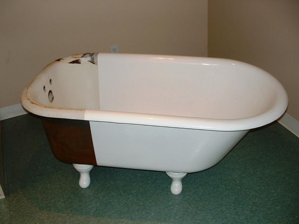 Восстановить ванну возможно