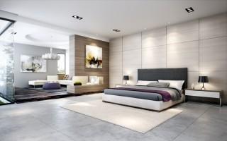 Как оформить интерьер спальни в современном стиле
