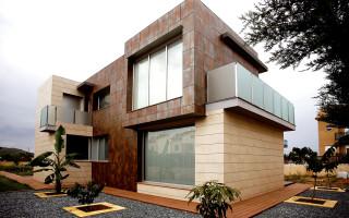 Керамогранит для отделки фасада