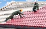 Ремонт крыши частного дома, стоимость работ