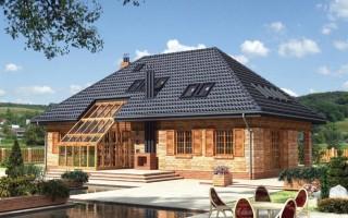 Как построить четырёхскатную крышу
