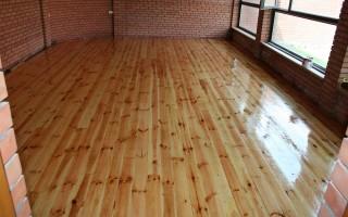 Как сделать ремонт деревянного пола